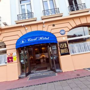 Le Cécil Hotel