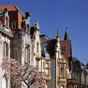 Architecture in Metz