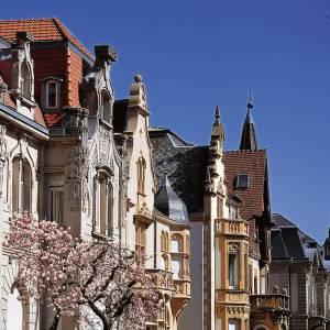 Architecture à Metz