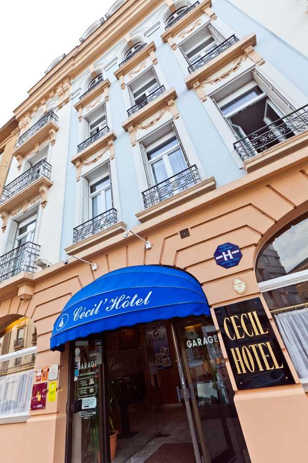 Cecil 39 hotel metz hotel de charme 3 toiles proche du for Hotel 3 etoiles